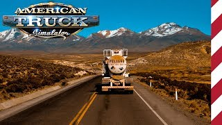 American Truck Simulator | COUNTRY MUSIC in my CAB
