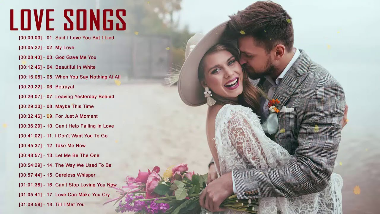 Love Songs For Your Boyfriend - Broken Heart Collection Of