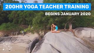2020 Hot + Flow Yoga Teacher Training