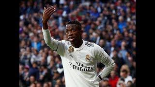 Vinicius jr amazing skills & goals,assist 2018/2019 hd