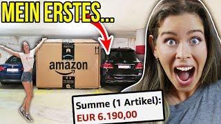 6000€ auf Amazon für DAS hier ausgegeben! OMG...
