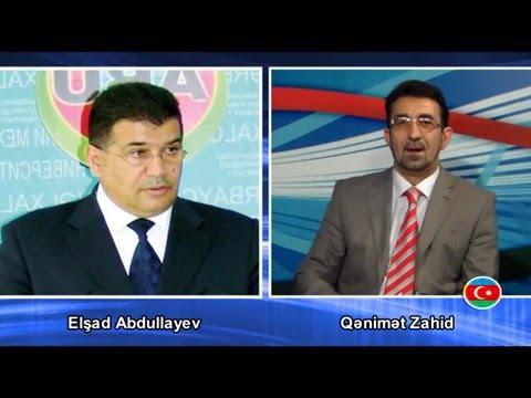 Elşad Abdullayev Ve Qənimət Zahid / AzS Bölüm #74