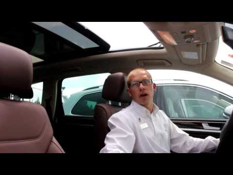 How To A Fix Leaking Panoramic Sunroof On Vw Tiguan Pa