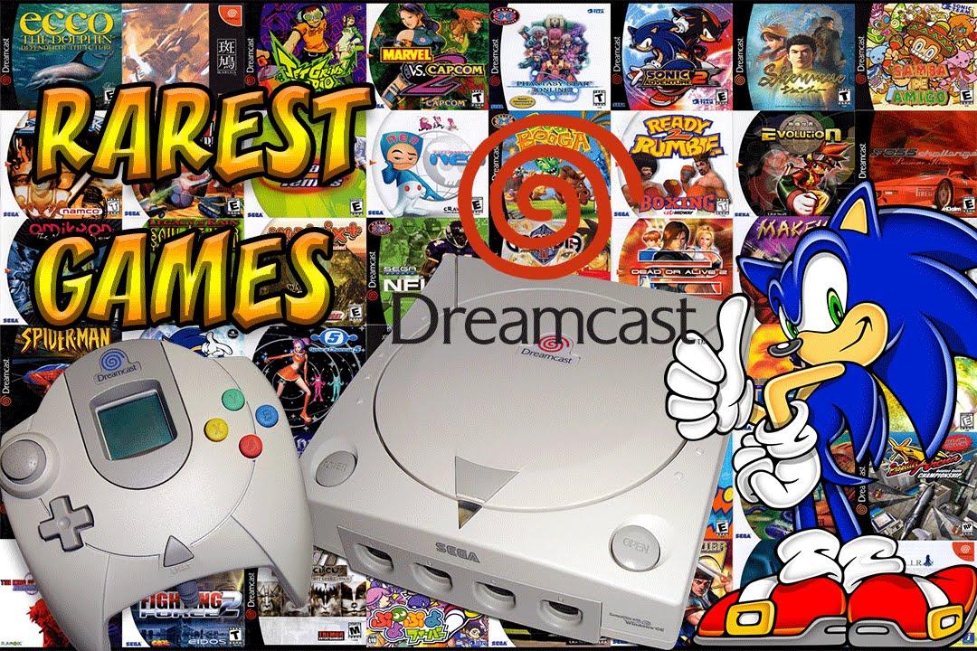 Top 10 rarest sega dreamcast games most exspensive dreamcast games