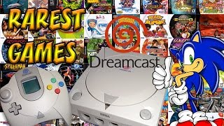 Top 10 Rarest Sega Dreamcast Games | Most Exspensive Dreamcast Games