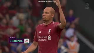 FIFA 19 PC Liverpool vs Spurs EP.2 27/10/2562