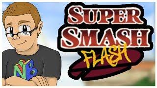 Super Smash Flash - Nathaniel Bandy