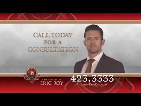 The Law Office of Eric Roy - FREE Consultation, Call 702.423.3333