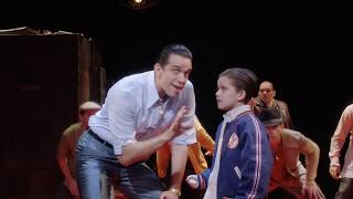 A Bronx Tale Play To Movie Broadway