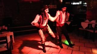 Турецкий  танец.