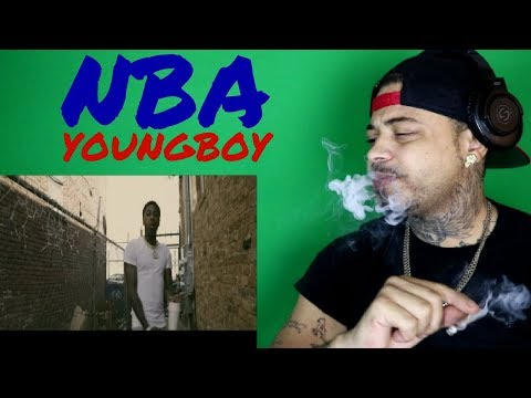 NBA Youngboy - Talking Shxt REACTION