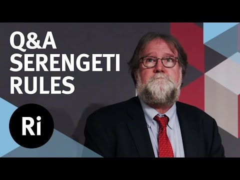 Q&A - The Rules that Govern Life on Earth - with Sean B Carroll
