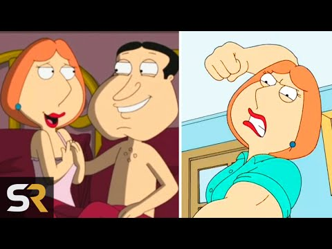 10 Times Lois Griffin Was Worse Than Peter (Family Guy)