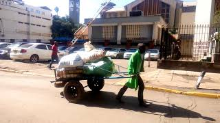 SirKenneth abeba Mzigo Nairobi