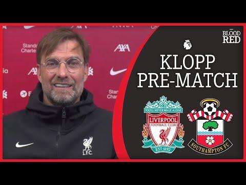 'HENDERSON IS RUNNING'   Jurgen Klopp Press Conference   Liverpool v Southampton