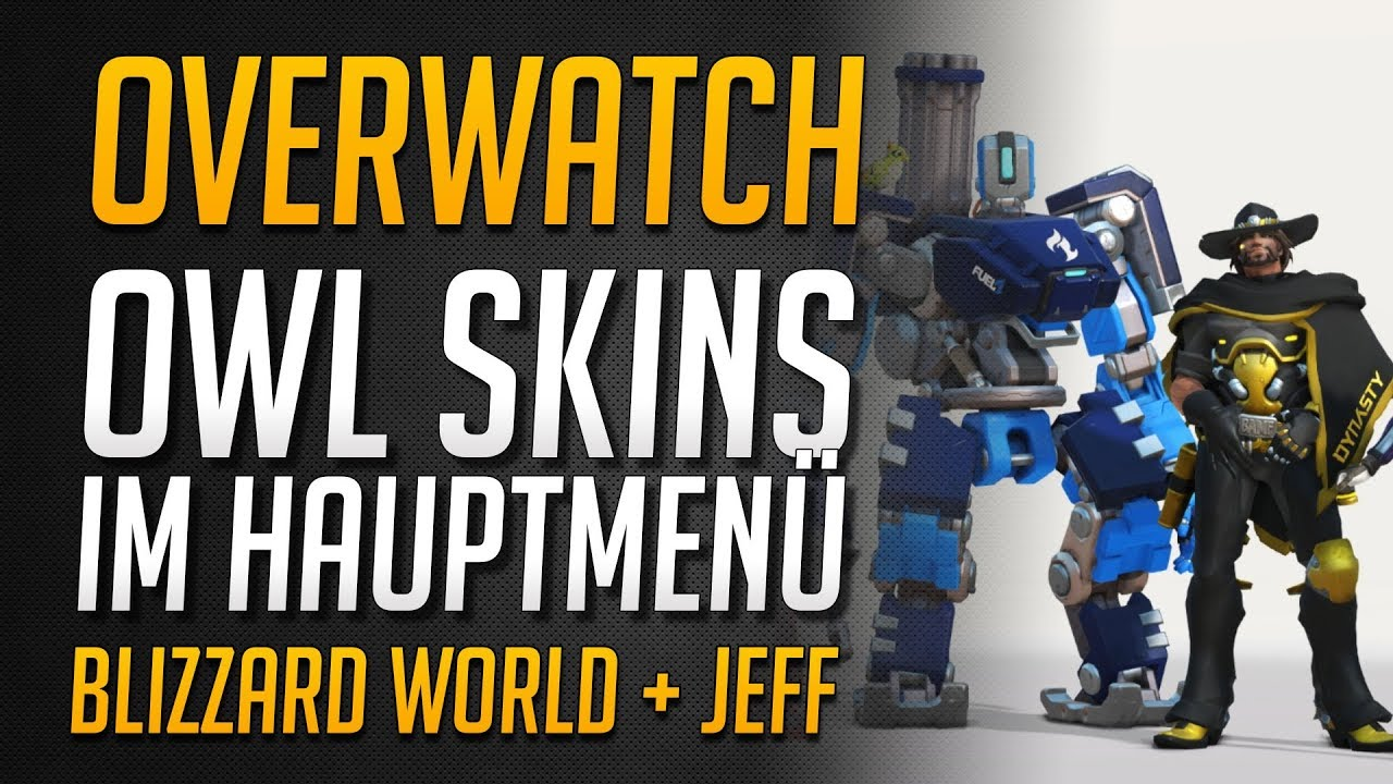how to get owl skins overwatch