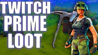HOW TO FIX TWITCH PRIME LOOT LINK NOT WORKING - FORTNITE HOW TO GET TWITCH PRIME LOOT - Daryus P