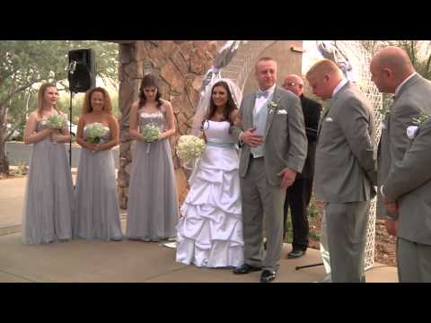 Bon & Marissa's Wedding At Scottsdale Marriott At McDowell Mountains