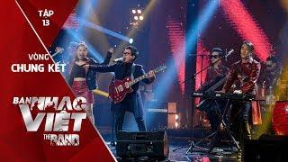 Nam Quốc Sử Ca - HLV Phương Uyên ft An Nam // Tập 13 vòng Chung Kết | The Band - Ban Nhạc Việt 2017
