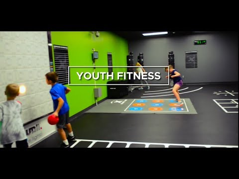Youth Fitness, Adult Wellness, and Family Fun with Exergamin