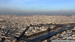 Tour Eiffel - Paris (Full HD)