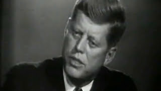 JOHN F. KENNEDY ON NBC