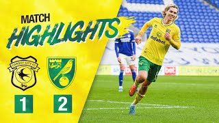 HIGHLIGHTS | Cardiff 1-2 Norwich City