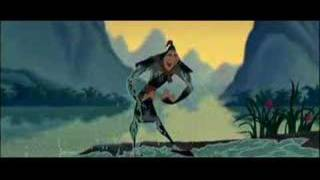 Mulan - A girl worth fighting for (Spanish version)