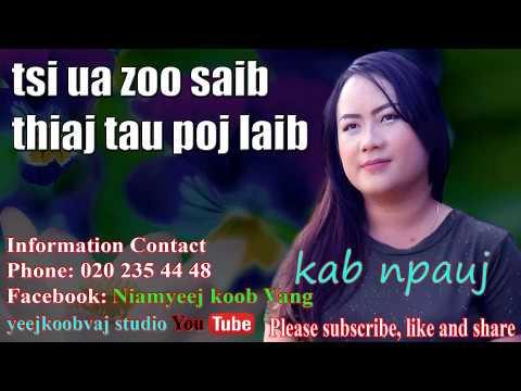 tsi ua zoo saib thiaj taus poj laib 10 / 5 / 2017 thumbnail