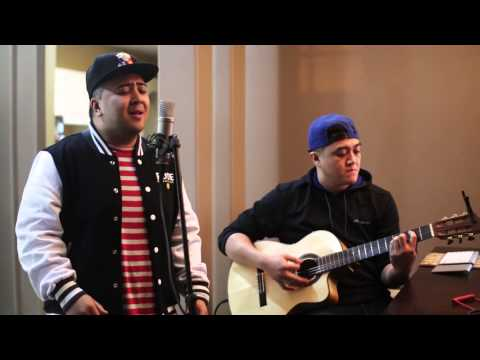 By My Side - David Choi (Cover by Willomoto & JG)