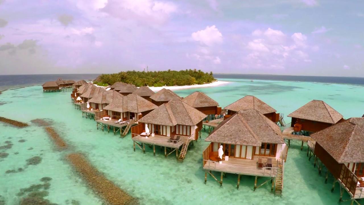 Vakarufalhi Island Resort, Malediven - YouTube