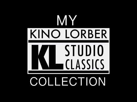 My KINO LORBER Collection