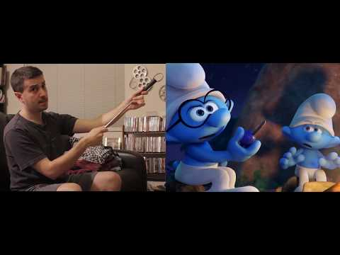 "David Badgerow - ""Smurfs: The Lost Village"" Reference Comparison Reel"