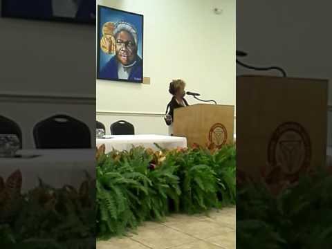 Dr. Davina Jones Keynote Address@8th Annual Mary McCleod Bethune Women's Conferance