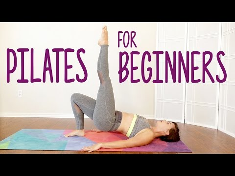Total Body Pilates! 20 Minute Tone & Shape, Legs, Butt, Abs, Beginners Home Workout, Flexib