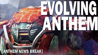 Anthem Removing Load Times and More coming in Next Patch | Reaction | News Break