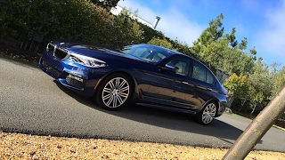 2017 BMW 530 / 530e / 540 / 550 / 5er / G30 5 Series TECH REVIEW (1 of 2)