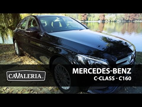 Review Mercedes-Benz C-Class C160 - Cavaleria.ro