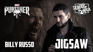 Billy Russo | Jigsaw | The Punisher