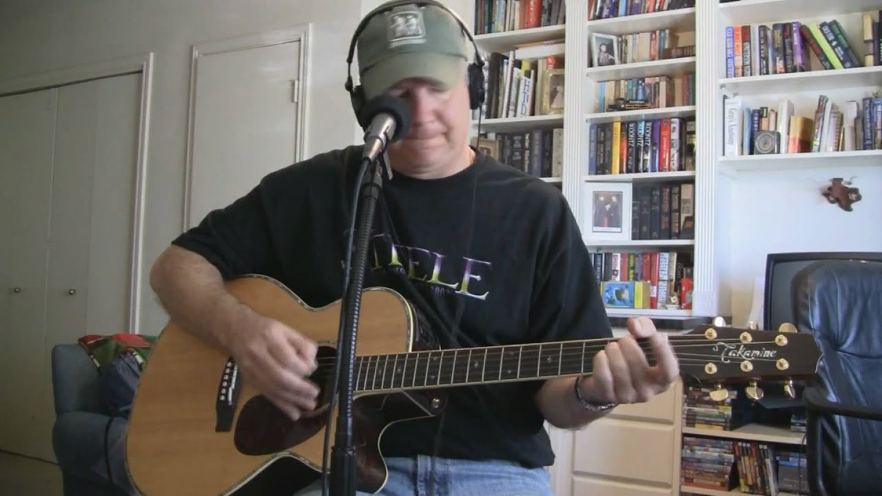 Turn The Page Acoustic Guitar Cover Youtube