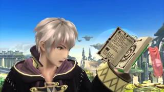 super smash bros for 3ds wii u by book blade and crest of flame japanese trailer engl