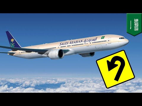 Saudi plane turns around after mom forgets baby at airport - TomoNews