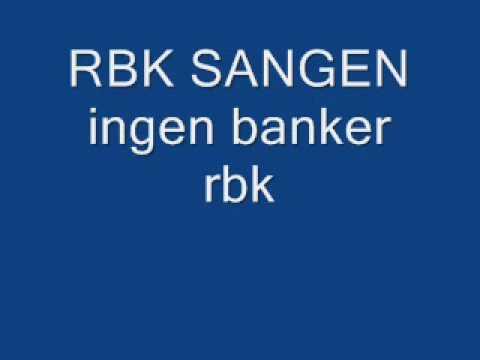 RBK ingen banker rbk