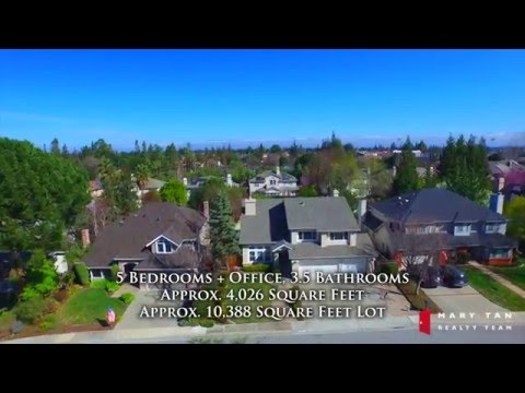 22149 Rae Lane Cupertino, CA by Douglas Thron drone real estate videos