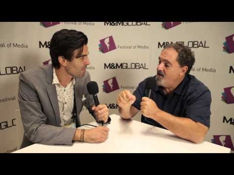 Movie legend Jon Landau talks to M&M Global