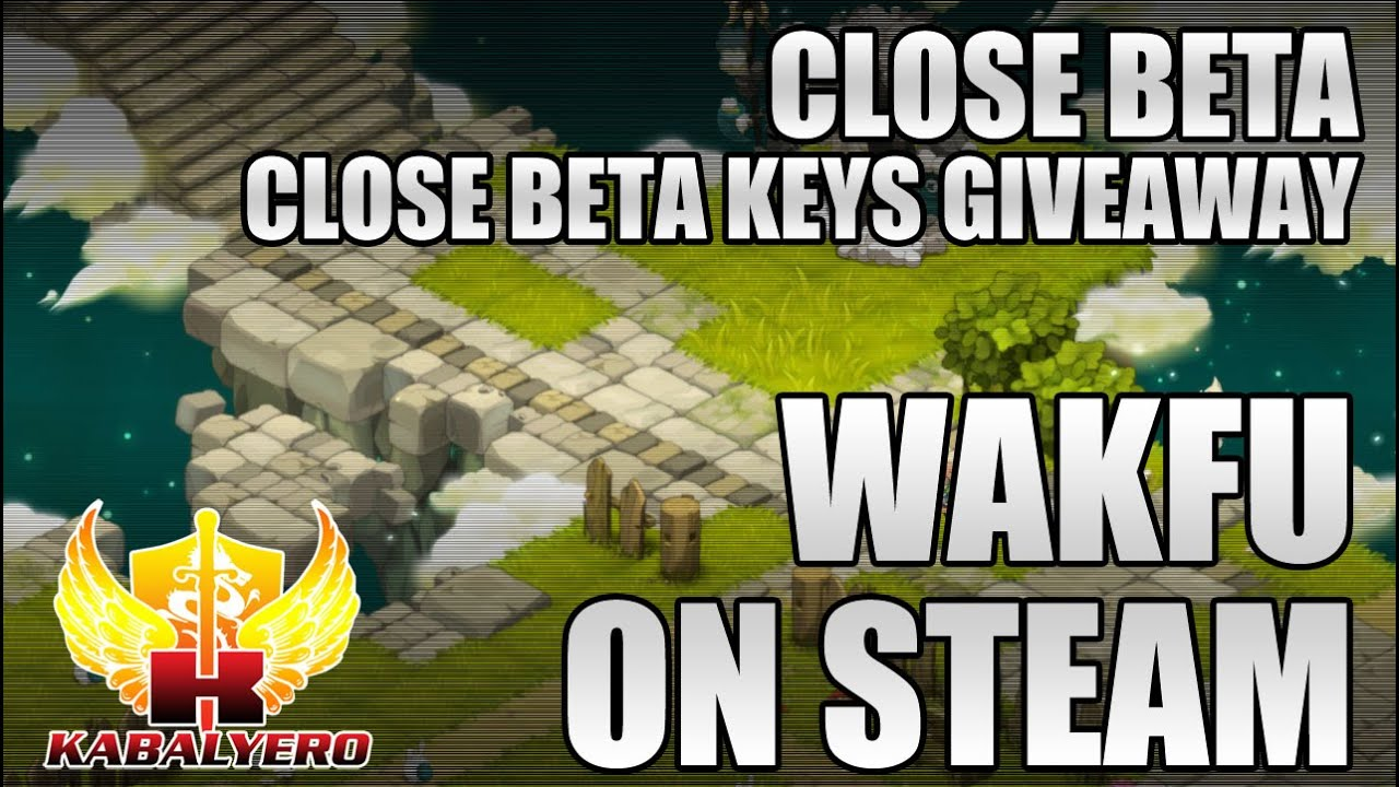 Wakfu STEAM Close Beta Keys Giveaway