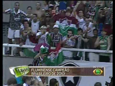 FLUMINENSE - TRI CAMPEÃO BRASILEIRO 1970/1984/2010...