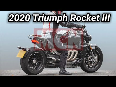 2020 Triumph Rocket Iii New King Of Muscle Bikes Youtube
