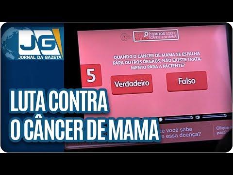 A luta contra o câncer de mama