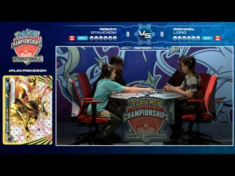 Download Youtube: 2017 Pokémon North American International Championships: TCG Senior Finals